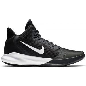 Nike PRECISION III černá 12 - Pánská basketbalová bota