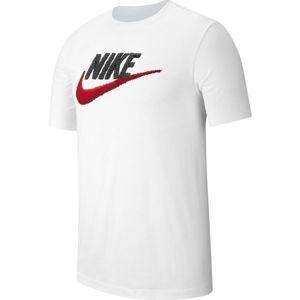 Nike NSW TEE BRAND MARK M černá XXL - Pánské tričko