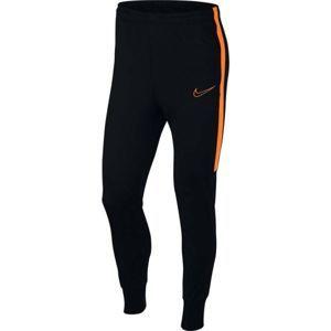 Nike DRY ACDMY TRK PANT KP černá 2XL - Pánské sportovní kalhoty