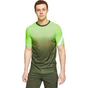 Nike DRY ACD TOP SS GX FP M černá 2XL - Pánské fotbalové tričko