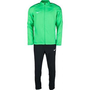 Nike DRY ACDMY18 TRK SUIT W M zelená XL - Pánská fotbalová souprava