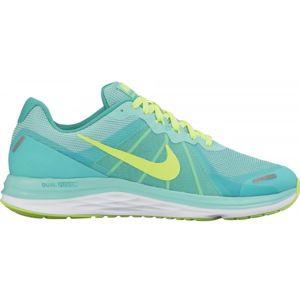 Nike DUAL FUSION X 2 zelená 6.5 - Dámská běžecká obuv