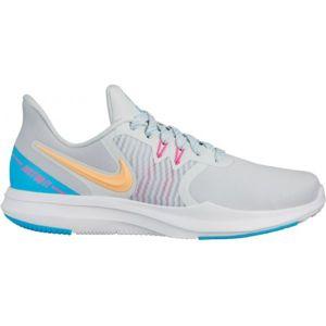 Nike IN-SEASON TR 8 W šedá 7.5 - Dámská tréninková obuv