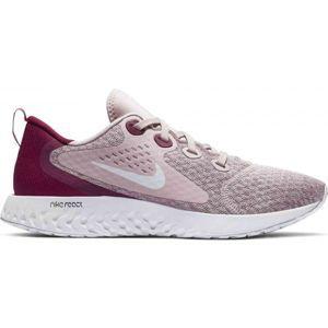 Nike LEGEND REACT W fialová 7.5 - Dámská běžecká obuv