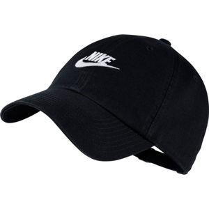 Nike NSW H86 CAP FUTURA WASHED černá UNI - Unisexová kšiltovka