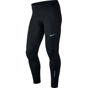 Nike PWR RUN TGHT M černá S - Pánské legíny