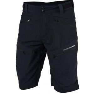 Northfinder LUISS černá L - Pánské šortky