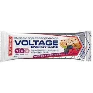 Nutrend VOLTAGE ENERGY 65G LESNÍ PLODY - Energetická tyčinka