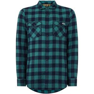 O'Neill LM CHECK FLANNEL SHIRT  M - Pánská košile