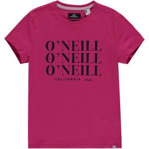 O'Neill LG ALL YEAR SS T-SHIRT  128 - Dívčí tričko