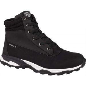 O'Neill BAKE NUBUCK černá 41 - Pánské kotníkové boty