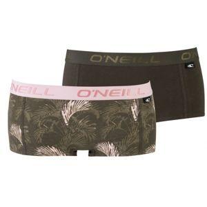 O'Neill HIPSTER WITH DESIGN 2-PACK - Dámské spodní kalhotky