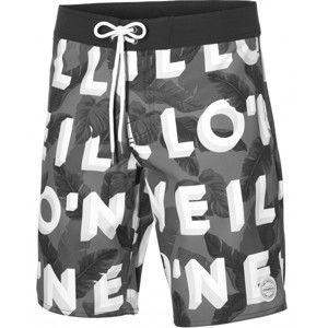 O'Neill PM LONG FREAK ART BOARDSHORTS - Pánské boardshorts
