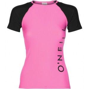 O'Neill PW SPORTS LOGO SKIN - Dámské surfové tričko