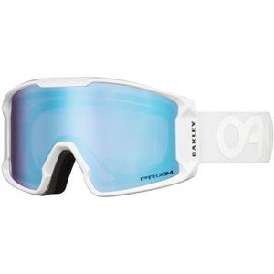 Oakley LINE MINER XM bílá NS - Sjezdové brýle