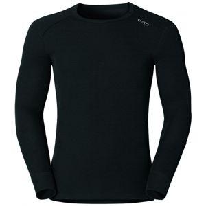Odlo WARM černá XXL - Pánské funkční triko