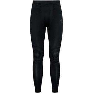 Odlo BL BOTTOM LONG PERFORMANCE LIGHT černá M - Pánské funkční spodní kalhoty