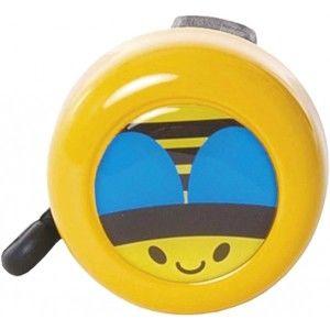 One ZOO žlutá NS - Dětský zvonek