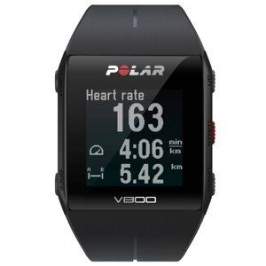 POLAR V800 HR černá  - Sportovní hodinky s GPS