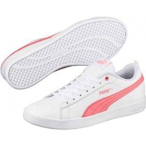 Puma SMASH WNSV2 L růžová 5.5 - Dámská volnočasová obuv