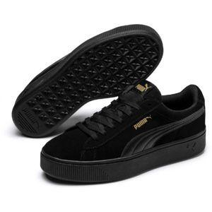 Puma VIKKY STACKED SD černá 5 - Dámské volnočasové boty