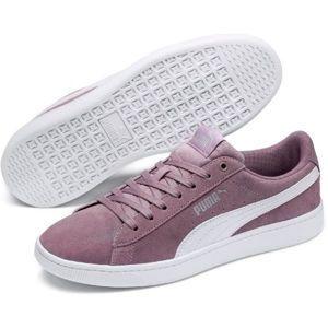 Puma VIKKY V2 modrá 5 - Dámské volnočasové boty
