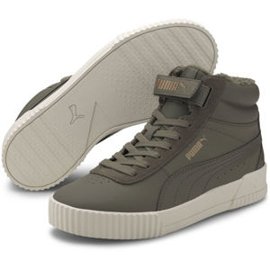 Puma CARINA MID WTR  6 - Dámské zimní boty