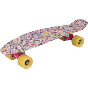 Reaper DOVER fialová  - Plastový skateboard