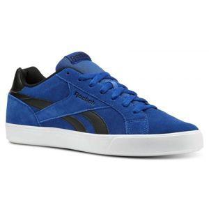 Reebok ROYAL COMPLETE 2LS modrá 9 - Pánská volnočasová obuv
