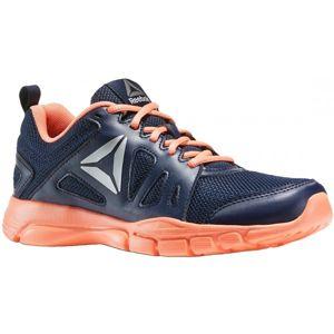 Reebok TRAINFUSION NINE 2.0 tmavě modrá 6.5 - Dámské tréninkové boty