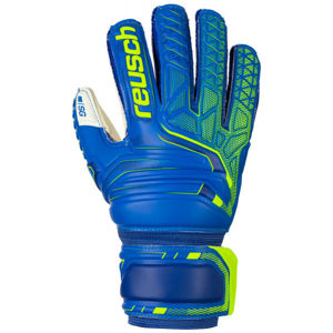 Reusch ATTRAKT SG FINGER SUPPORT JR  5 - Juniorské brankářské rukavice