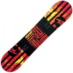 Rossignol SET SCAN + ROOCKIE S - Set snowboardového prkna