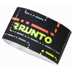Runto NORA černá NS - Sportovní čelenka