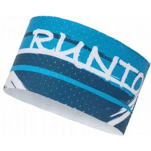 Runto CLAWS modrá NS - Sportovní čelenka