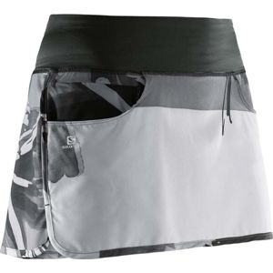 Salomon ELEVATE FLOW SKIRT W - Dámská sukně