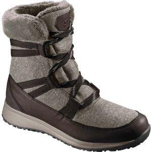 Salomon HEIKA CS WP - Dámská zimní obuv