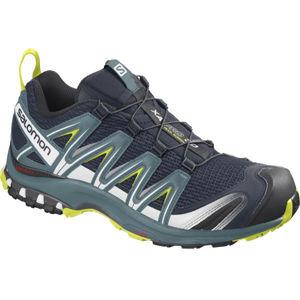 Salomon L40977500 XA PRO 3D šedá 12 - Pánská trailová obuv