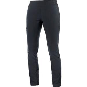 Salomon WAYFARER ALPINE PANT W černá 36 - Dámské kalhoty