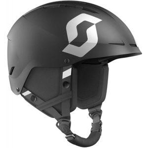 Scott APIC JR PLUS černá S - Dětská lyžařská helma