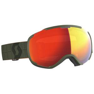 Scott FAZE II zelená NS - Lyžařské brýle