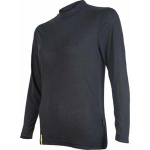 Sensor ACTIVE W shirt černá L - Dámské funkční tričko