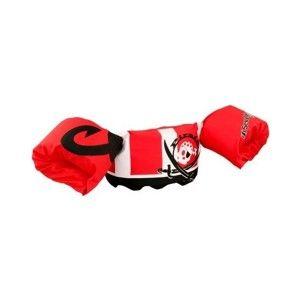 Sevylor PUDDLE JUMPER DELUXE červená NS - Vestička s rukávky