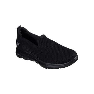 Skechers GO WALK 5 černá 40 - Dámské slip-on tenisky