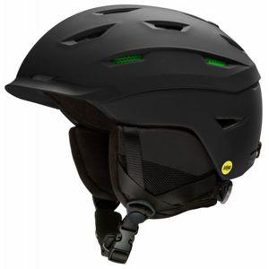 Smith LEVEL MIPS černá 51-55 - Lyžařská helma