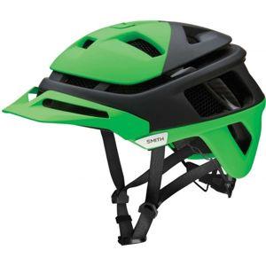 Smith FOREFRONT zelená (55 - 59) - Cyklistická helma
