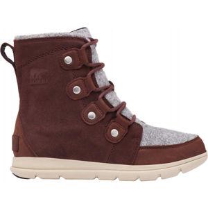 Sorel EXPLORER JOAN FELT  8 - Dámská zimní obuv