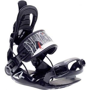 SP Connect KIDDO černá XS - Snowboardové vázání