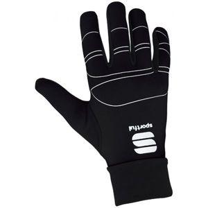 Sportful LYCRA RACE GLOVE černá XL - Pánské rukavice