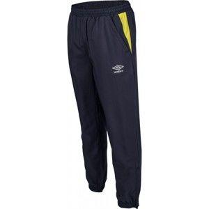 Umbro WOVEN PANT žlutá M - Pánské sportovní kalhoty