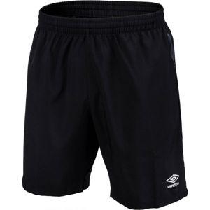 Umbro TRAINING WOVEN SHORT černá L - Pánské sportovní šortky